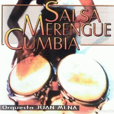 CDs de Música: CD SALSA - MERENGUE -CUMBIA . Lote 86530596