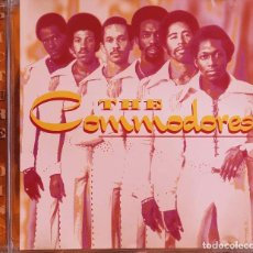 CDs de Música: THE COMMODORES. PICTURE DISC. CD. Lote 86579444