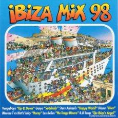 CDs de Música: IBIZA MIX 98 (2 CDS). Lote 86598440