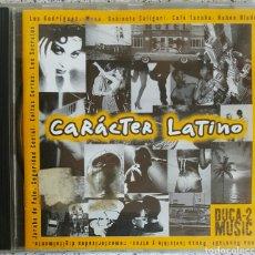 CDs de Música: CD CARACTER LATINO . Lote 86613542