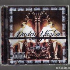 CDs de Música: CD: DADDY YANKEE (BARRIO FINO EN DIRECTO) · EL CARTEL RECORDS, 2005 · EDICIÓN CHILENA. Lote 86614580