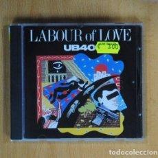 CDs de Música: UB40 - LABOUR OF LOVE - CD. Lote 86628275