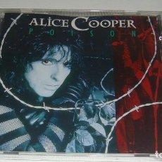 CDs de Música - CD - ALICE COOPER - POISON - GERMANY 1998 - ALICE COOPER - 14 temas - 86699400