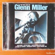 CDs de Música: CD THE VERY BEST OF GLENN MILLER (1U). Lote 86714852
