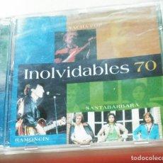 CDs de Música: INOLVIDABLES 70. Lote 86725532