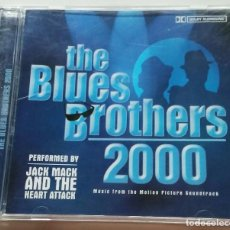 CDs de Música: THE BLUE BROTHERS 2000. Lote 86725752