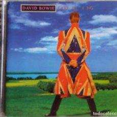 CDs de Música: DAVID BOWIE, EARTHLING - CD. Lote 86732044