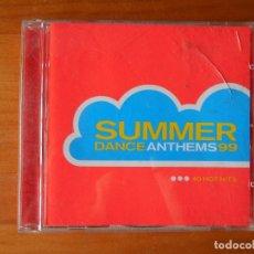 CDs de Música: CD SUMMER DANCE ANTHEMS 99 (2 CD) (1W). Lote 86743972