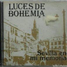 CDs de Música: LUCES DE BOHEMIA SEVILLA EN MI MEMORIA. Lote 86744175