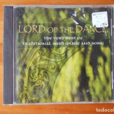 CDs de Música: CD LORD OF THE DANCE - THE VERY BEST OF TRADITIONAL IRISH MUSIC AND SONG (1W). Lote 86745056