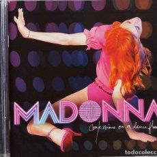 CDs de Música: MADONNA. CONFESSIONS ON A DANCE FLOOR. CD. Lote 86751052