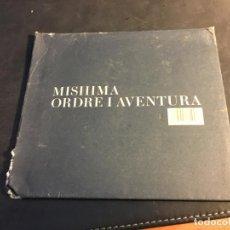 CDs de Música: MISHIMA (ORDRE I AVENTURA) CD 10 TRACK (CDI6). Lote 204753461