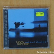 CDs de Música: THIEVERY CORPORATION - SOUNDS FROM THE THIEVERY HI-FI - CD. Lote 86806440