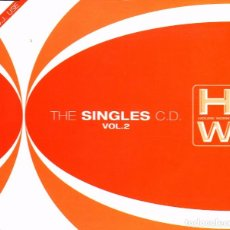 CDs de Música: THE SINGLES CD VOL.2 - ANANDA PROJECT + INTRALAZZI AND FRATTY + TDN + EZEKIEL PERC.. CD SINGLE 10 TE. Lote 86816444