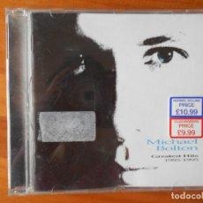 CDs de Música: CD MICHAEL BOLTON - GREATEST HITS 1985-1995 (1X). Lote 86824396