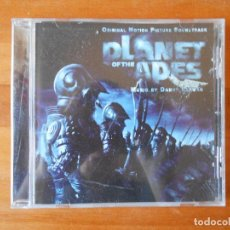 CDs de Música: CD PLANET OF THE APES - ORIGINAL MOTION PICTURE SOUNDTRACK - MUSIC BY DANNY ELFMAN (1Z). Lote 86829372