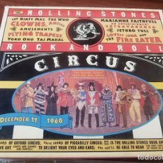 CDs de Música: ROLLING STONES ROCK AND ROLL CIRCUS. Lote 86853788