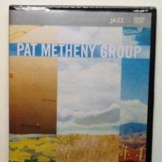 CDs de Música: PAT METHENY GROUP SPEAKING OF NOW LIVE. DVD LOS GRANDES DEL JAZZ NUEVO PRECINTADO. Lote 86862532