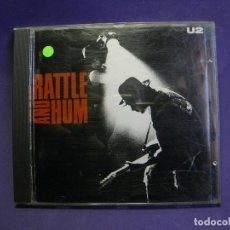 CDs de Música: CD U2 -RATTLE AND HUM. Lote 86865960