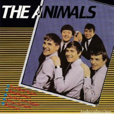 CDs de Música: THE ANIMALS ‎- THE ANIMALS -CD 1990. Lote 86868332
