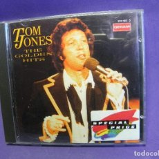 CDs de Música: CD TOM JONES - THE GOLDEN HITS. Lote 86870420