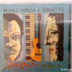 CDs de Música: MICHEL CAMILO & TOMATITO CD SPAIN AGAIN 2006 PRECINTADO. Lote 86907008
