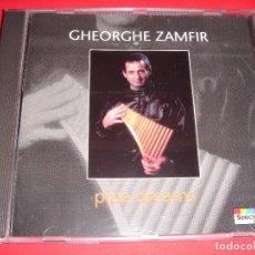 CDs de Música: GHEORGHE ZAMFIR / PIPE DREAMS / FLAUTA DE PÁN / SPECTRUM MUSIC / CD. Lote 86958640
