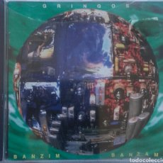 CDs de Música: GRINGOS BANZIM BANZAM. Lote 86961002