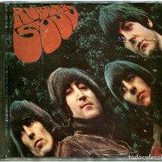CDs de Música: THE BEATLES – RUBBER SOUL - CD EUROPE 1993 - PARLOPHONE / APPLE 0777 7 46440 2 0. Lote 86967116