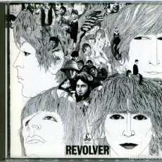 CDs de Música: THE BEATLES ‎– REVOLVER - CD EUROPE - PARLOPHONE / APPLE ‎CDP 7 46441 2. Lote 86976952