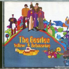 CDs de Música: THE BEATLES ‎– YELLOW SUBMARINE - CD EUROPE 1992 - PARLOPHONE ‎/ APPLE CD-PCS 7070. Lote 86979144