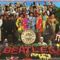 CDs de Música: THE BEATLES ?– SGT. PEPPER'S LONELY HEARTS CLUB BAND - CD EUROPE - PARLOPHONE CDP 7 46442 2. Lote 86979536