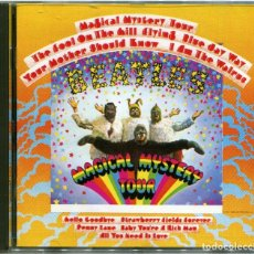 CDs de Música: THE BEATLES ?– MAGICAL MYSTERY TOUR - CD EUROPE - PARLOPHONE ?/ APPLE CDP 7 48062 2. Lote 86981040