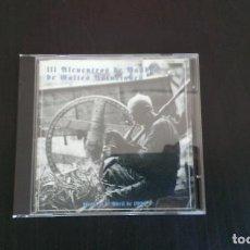 CDs de Música: CD III ALCUENTROS DE BANDES DE GAITES ASTURIANES ASTURIAS GAITA. Lote 86989756