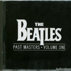 CDs de Música: THE BEATLES - PAST MASTERS VOL. ONE - CD EUROPE 1987 - PARLOPHONE ?CDP 7 90043 4. Lote 87023344