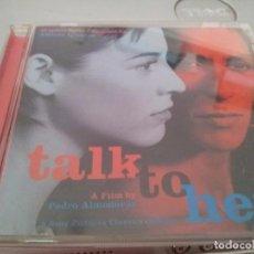 CDs de Música: HABLE CON EL ELLA (TALK TO HER) EDICIÓN USA. Lote 87037756