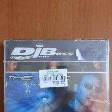 CDs de Música: DJ JAVI BOSS THE ONE (EL UNICO) CENTRAL - DOBLE CD - PRECINTADO -. Lote 119867923