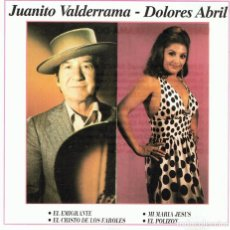 CDs de Música: CD JUANITO VALDERRAMA & DOLORES ABRIL . Lote 87066424