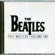 CDs de Música: THE BEATLES - PAST MASTERS VOL. TWO - CD EUROPE 1988 - PARLOPHONE ‎CDP 7 90044 2. Lote 87070524