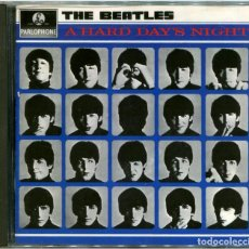 CDs de Música: THE BEATLES ‎– A HARD DAY'S NIGHT - CD EUROPE 1993 - PARLOPHONE ‎/ APPLE 7 46437 2. Lote 87072708