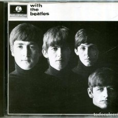 CDs de Música: THE BEATLES ?– WITH THE BEATLES - CD EUROPE 1987 - PARLOPHONE ?CDP 7 46436 2. Lote 87073200