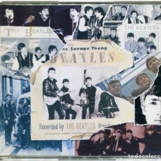 CDs de Música: THE BEATLES ?– ANTHOLOGY 1 - DOBLE CD US 1995 - CAPITOL RECORDS ?/ APPLE CDP 7243 8 34445 2 6. Lote 87076112
