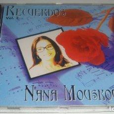 CDs de Música: CD - NANA MOUSKOURI - RECUERDOS VOL. 2 - MADE IN USA - MOUSKOURI. Lote 87111888
