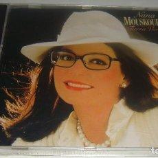 CDs de Música: CD - NANA MOUSKOURI - TIERRA VIVA - MADE IN USA - NUEVO Y PRECINTADO - MOUSKOURI. Lote 87112700