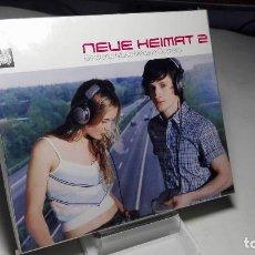 CDs de Música: CD - MUSICA - NEUE HEIMAT 2 (ELECTRONIC MUSIC MADE IN GERMANY) ( PRECINTADO!) ( C4). Lote 87156600