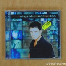 CDs de Música: ALEJANDRO SANZ - MAS - 2CD. Lote 87159474
