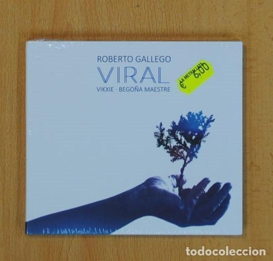 ROBERTO GALLEGO - VIRAL - CD (Música - CD's Rock)