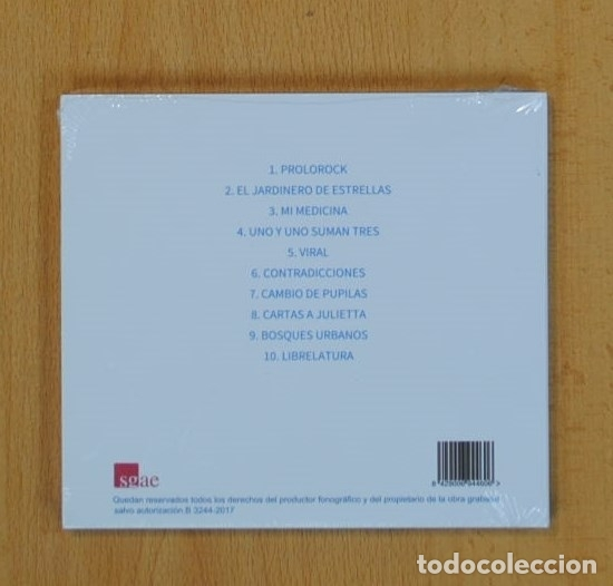 CDs de Música: ROBERTO GALLEGO - VIRAL - CD - Foto 2 - 87162439