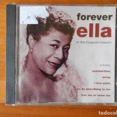 CDs de Música: CD ELLA FITZGERALD - FOREVER ELLA (U6). Lote 87168448