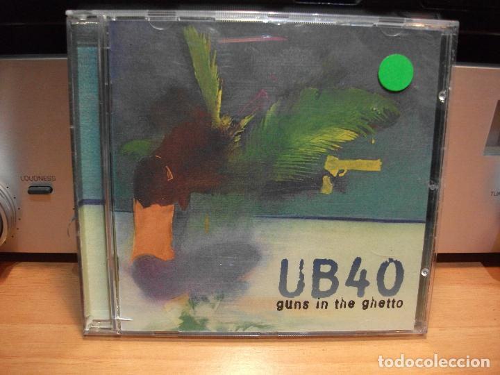 UB40 , GUNS IN THE GHETTO , CD ÀLBUM COMO NUEVO¡¡¡¡ (Música - CD's Reggae)